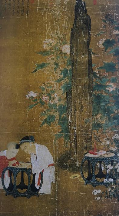peinture chine