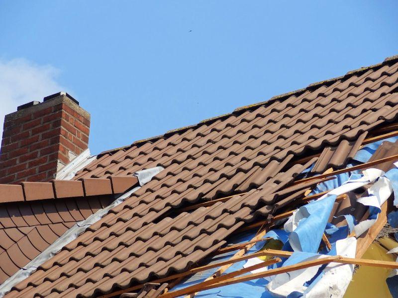 Risques de tempête et dommage toiture en PACA un expert d'assuré à vos côtés | 06 68 40 45 20