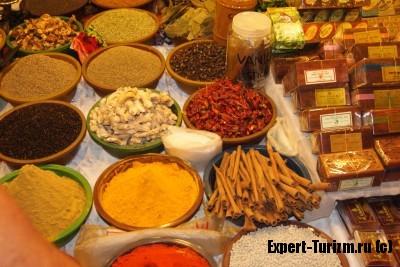Специи из Индии