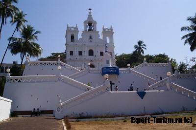 Индия, Гоа, Old Goa