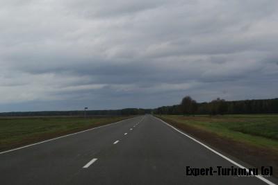 Дорога в Беларуси
