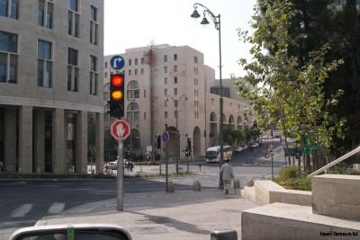 Шаббат в Израиле, дороги пусты, транспорт не ходит