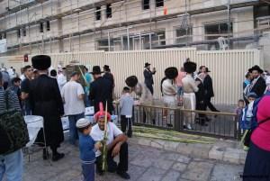 Евреи, Израиль, Иерусалим