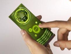 phone-green