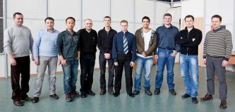 Марс-500: кандидаты на экспедицию имитации полета на Марс