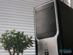 4U 4203: передняя панель