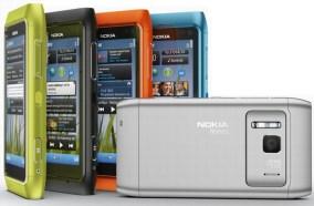 Nokia N8: Symbian^3, 12-Мп камера, HD-видео, Ovi и социальные сети