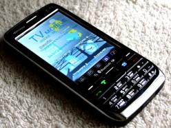 Nokia TV E71 - телефон с цветным телевизором на 2 активные SIM-карты