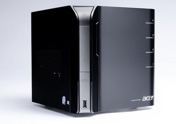 Acer RevoCenter - компактный домашний сервер под управлением Microsoft Windows Home Server