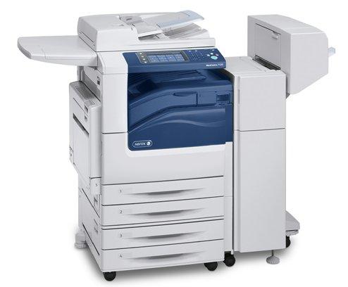 Xerox WorkCentre 7120 - цветное МФУ для предприятий с ограниченным бюджетом