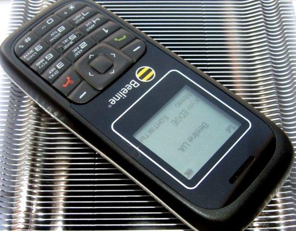 """ZTE S305 – """"сверхбюджетный"""" телефон для услуги """"Мобильный комплект от Beeline"""""""
