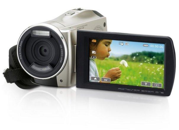 Genius G-Shot HD580T - Full HD-видеокамера