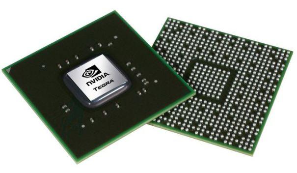 Двухъядерные мобильные процессоры NVIDIA Tegra 2