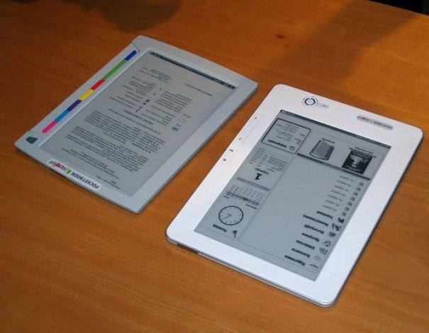 Pocketbook Education - украинский электронный учебник. 2 модификации