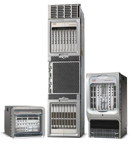маршрутизаторы Cisco ASR 9000