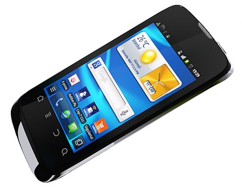 Android-смартфон с NFC