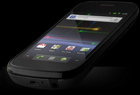 Nexus S от Samsung и Google