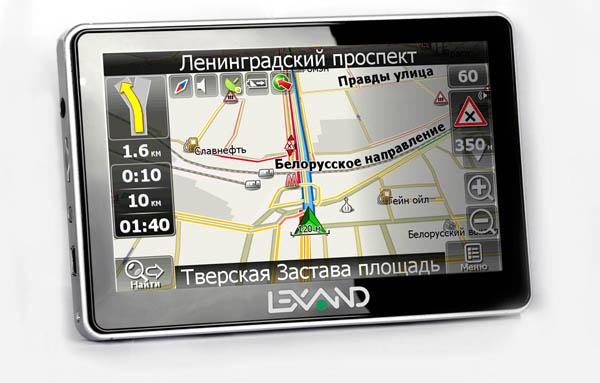 GPS-навигатор под iPhone 4