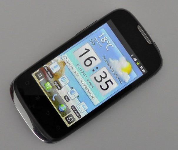 Android смартфон Киевстар