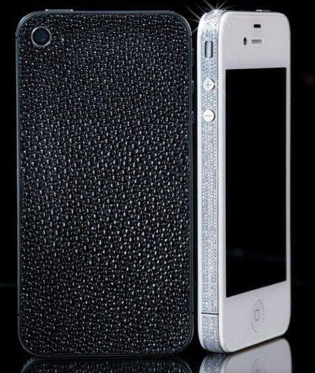 Бриллиантовые iPhone 4S