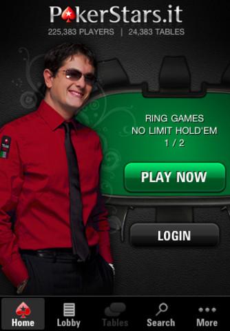Pokerstars для iPhone