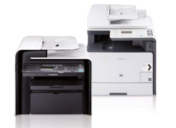 Canon I-SENSYS принтеры