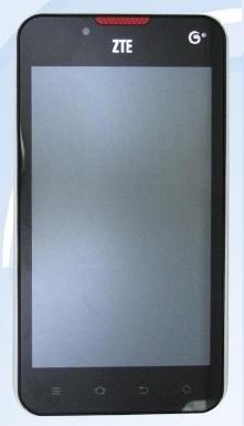 ZTE U887 - дешевый планшетофон