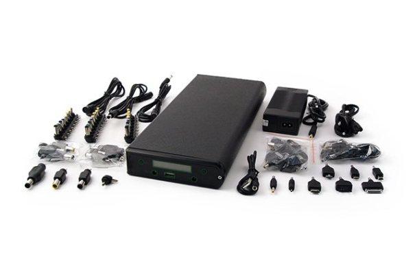 Drobak Lithium Polymer Battery - мобильная батарея на 100000 мАч