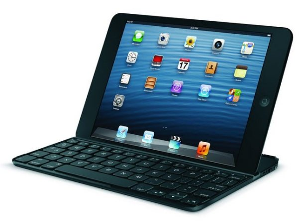 Logitech Ultrathin Keyboard mini - чехол-клавиатура для iPad mini