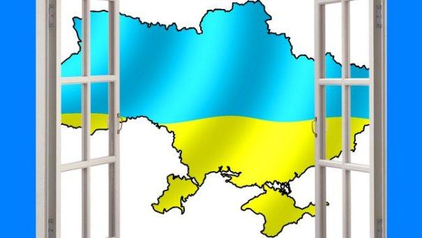окно в украину