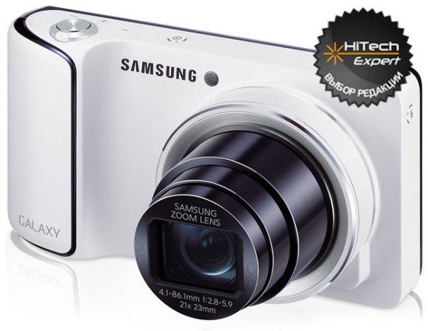 Samsung Galaxy Camera - выбор редакции