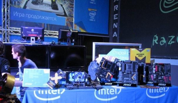 Intel Core 4-го поколения