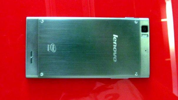Задняя панель Lenovo K900