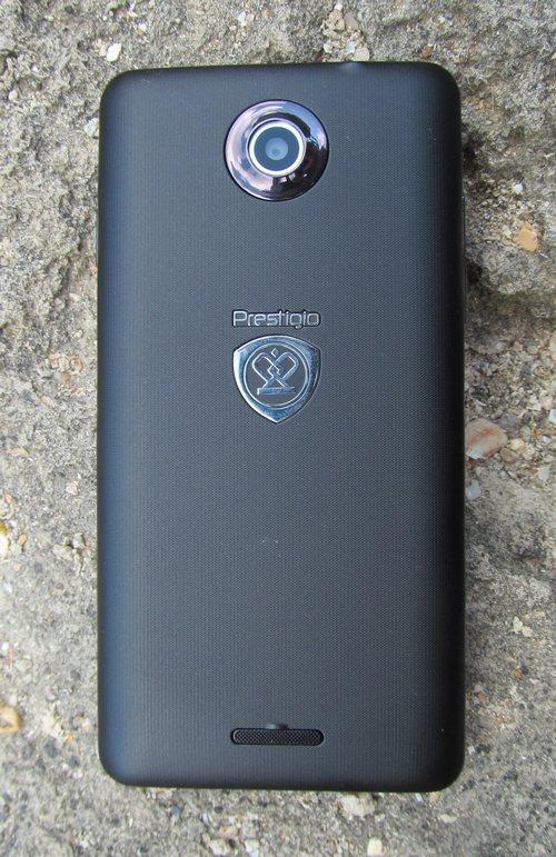 Prestigio MultiPhone PAP 4505 Duo - задняя крышка