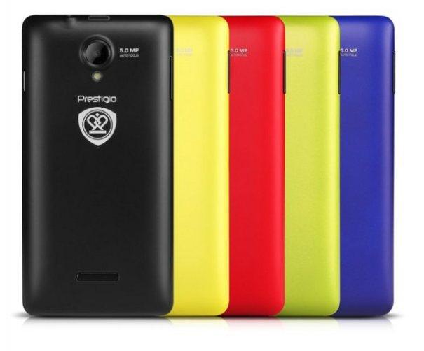 MultiPhone 5450 DUO с 4 цветными панелями