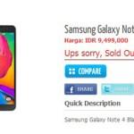 Samsung Galaxy Note 4 получит ценник в 600 евро