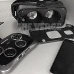 Опубликовано фото очков виртуальной реальности Samsung VR