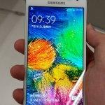 Samsung Galaxy Alpha действительно покажут 13 августа