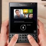 BlackBerry работает над ещё одним необычным смартфоном