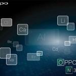 Корпус Oppo N3 сделан из алюминиево-литиевого сплава