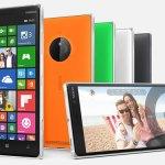 Microsoft анонсировала смартфон Nokia Lumia 830 с 10МР камерой PureView
