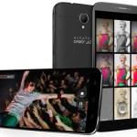 Alcatel анонсировала 8-ядерный планшетофон One Touch Hero 2