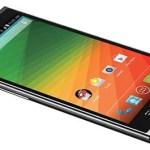 ZTE показала недорогой 5,7-дюймовый планшетофон ZTE ZMAX