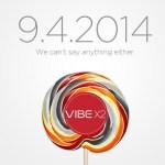 В приглашении на презентацию Vibe X2 компания Lenovo подшутила над Apple