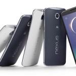 Google представила планшетофон Nexus 6 с 6-дюймовым QHD-экраном