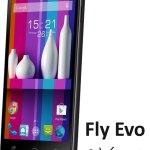 В России появился 4-ядерный смартфон Fly EVO Chic 4 (IQ4512 Quad)