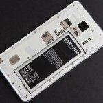 Тест аккумулятора планшетофона Samsung Galaxy Note 4