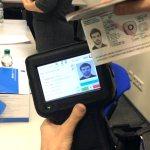 BPT500M — мобильный терминал для автоматической проверки паспортов