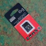 GOODRAM microSDXC UHS1 class 10: скоростная карта памяти для мобильных устройств