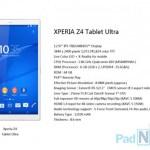 13-дюймовый планшет Sony появится в первой половине 2015 года